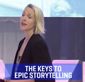 Julie Masters – The 3 rules of epic storytelling