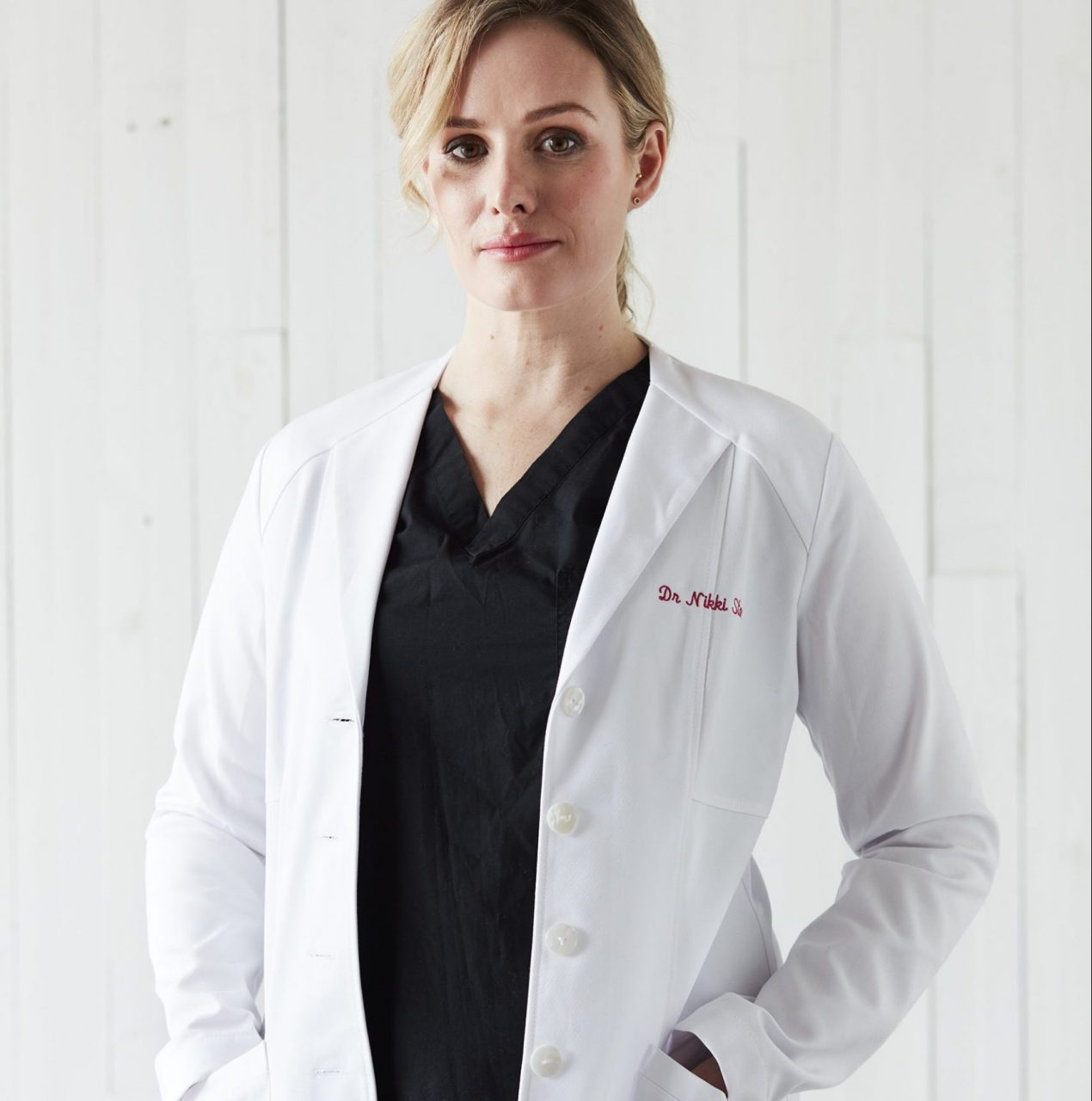 Dr Nikki Stamp