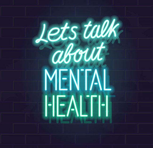 MENTAL HEALTH & WELL BEING