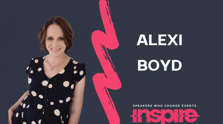 Alexi Boyd - Small Biz Matters